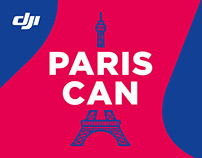 DJI – Integrated Brand Campaign