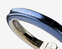 Pininfarina 85th anniversary bracelet