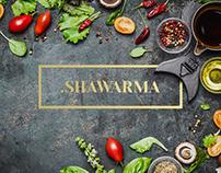 Shawarma landing page