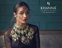 KHANNA JEWELLERS By Auraa Productions