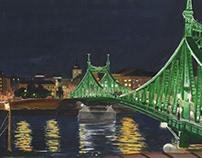 Five Impressions of Budapest
