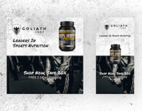 Goliath Labs Facebook banners