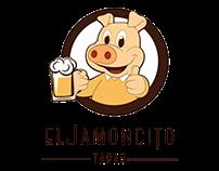 Web El Jamoncito Tapas