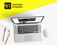 TEATR NOWY W POZNANIU // website
