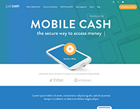 Just Cash Website