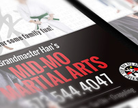 Mid-MO Martial Arts Brand Development