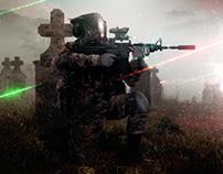 """On the battlefield"""