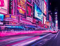 #NEWYORKGLOW