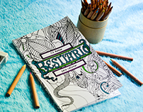 Bestiary Coloring Book
