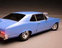 Chevy Nova SS '69