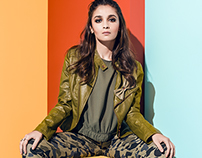 ALIA BHATT A/W '15 COLLECTION FOR JABONG