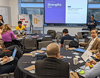 Customer Engagement Workshop with Accenture Operations