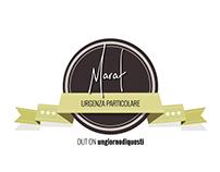 MARAT | Urgenza Particolare