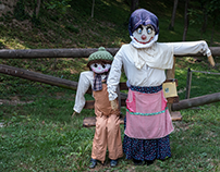 The Scarecrows' Festival...