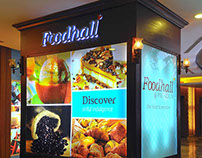 FOODHALL National Creative Campaign