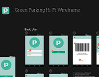 Toronto Green Parking app Project