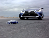 Lexus 2015 Super Bowl Commercial