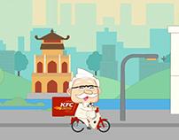 KFC 20 years anniversary