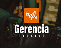 Desenvolvimento UI/UX do aplicativo Gerencia Parking