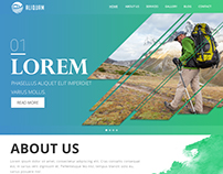 2017 Trend Website design