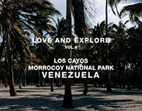 LOVE AND EXPLORE - LOS CAYOS - MORROCOY NATIONAL PARK
