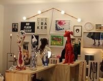 Lighting Project / Design Week / Jockey Club SP
