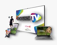 LoisirsTV project