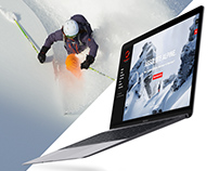 Mammut – newcorporate and e-commerce site