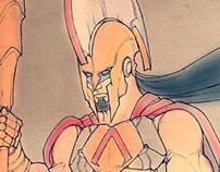 """""""The Unknown Warrior"""""""