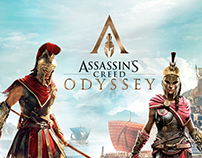 Hotsite - Assassin's Creed Odyssey - Lambreta Games