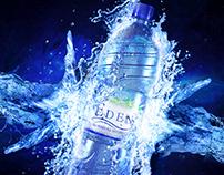 Eden Splash CGI