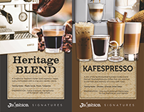 Trial Project - Javabica Coffee Flyer