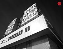 Modern University architecture