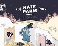 HATE PARIS MEETS UNDERTONES FESTIVAL