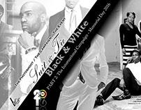 Meak Pro's SUIT & TIE/BLACK & WHITE 1st Campaign 2016