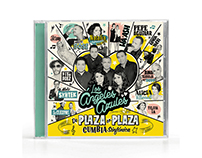 ARTE CD LOS ANGELES AZULES / DE PLAZA EN PLAZA