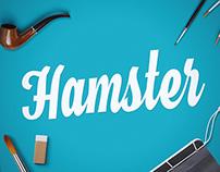 Hamster Script (Free Font)