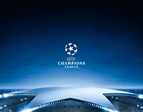 Champions League Posters