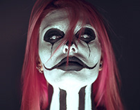 pinky scaryclown
