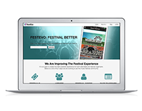 FestEvo: Web Design