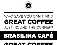Brasilina Café, NYC