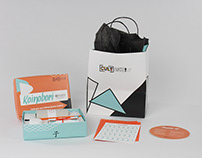 Cultivate! DIY Craft Kit and Shopping Bag