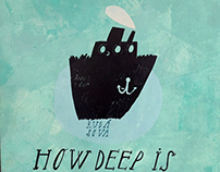 ¿ HOW DEEP IS THE OCEAN ?