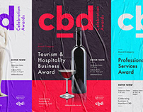 Branding: CBD Celebration Awards