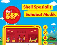 Shell - Mudik Spot