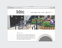 Bloc Somerville Website Redesign