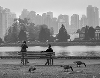 The right Shot _ Vancouver