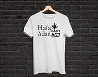 Hafa Adai Guam T-Shirt design bundle