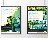 Auckland University of Technology Student Campaign