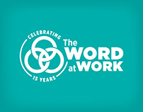 The Word at Work Logo